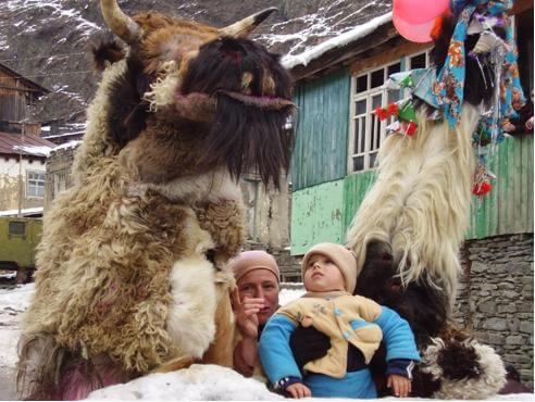 Ежегодно в дагестанском селе Шаитли празднуют Игби