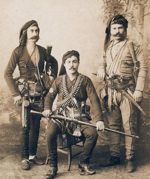 Понтийские греки. Фотография начала прошлого века