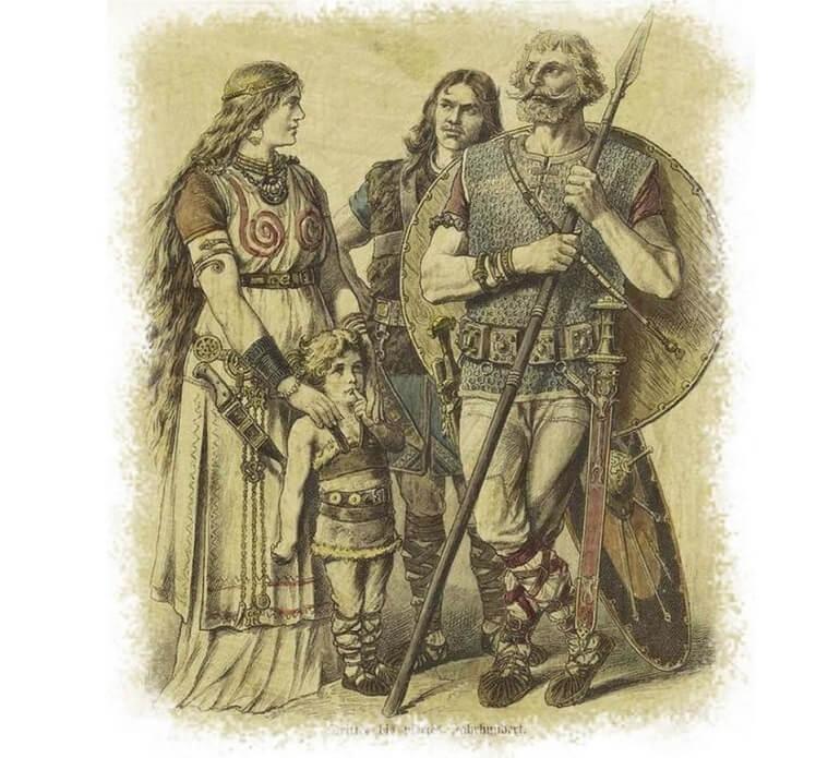 Семья пруссов