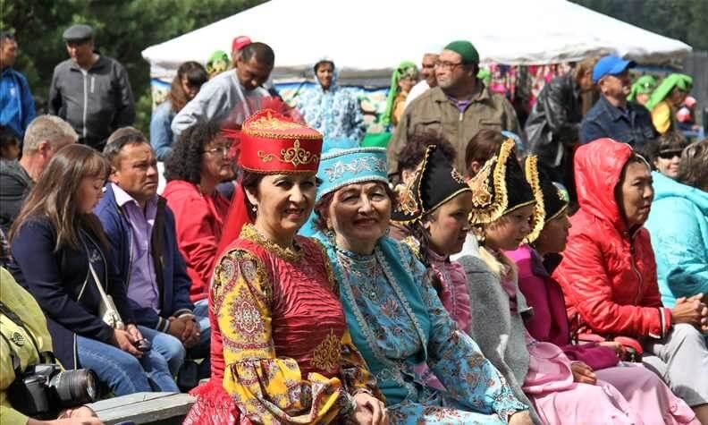 Сибирские татары - хранители старинных обычаев