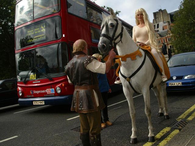 Фестиваль леди Годивы - яркий праздник Англии