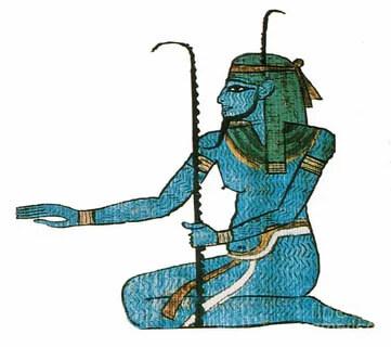 Хапи покровитель Нила