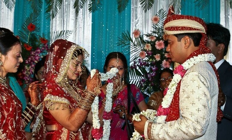 Пенджабская свадьба