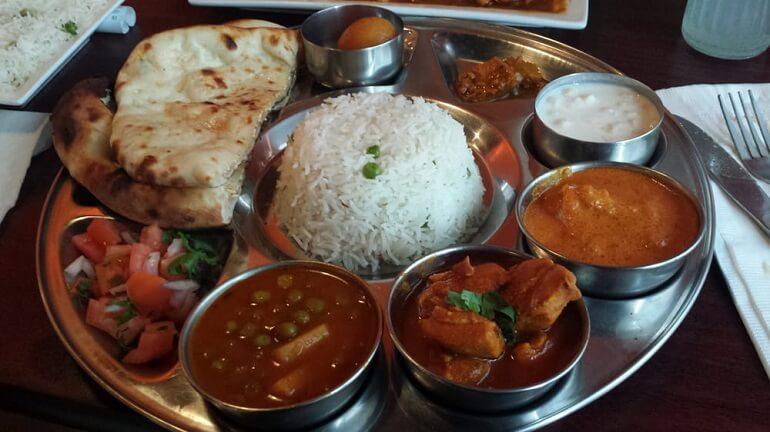 Пенджабские традиционные блюда