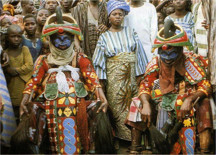 У йоруба немало интересных традиций