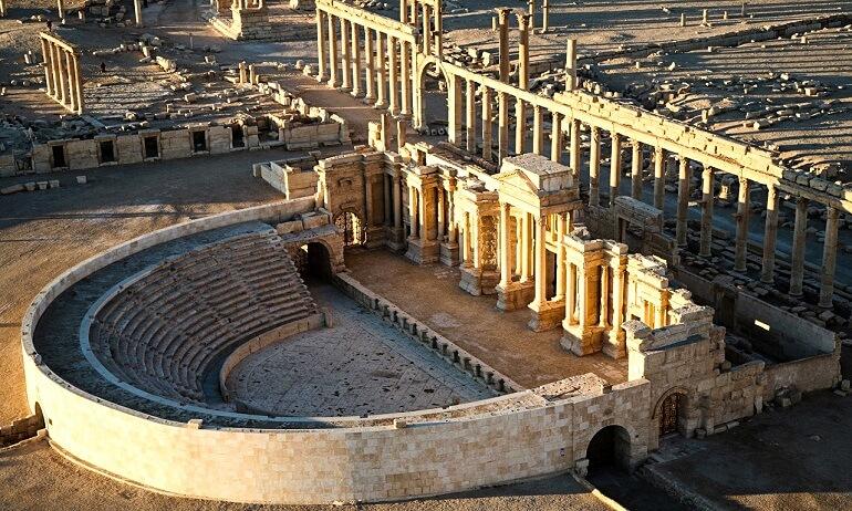 Архитектура Сирии - это многовековое искусство