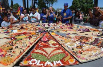 Фестиваль пиццы