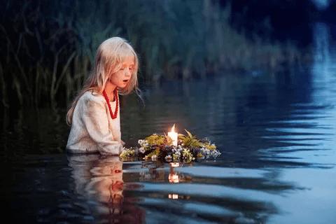 Ивана Купала - волшебный праздник славян