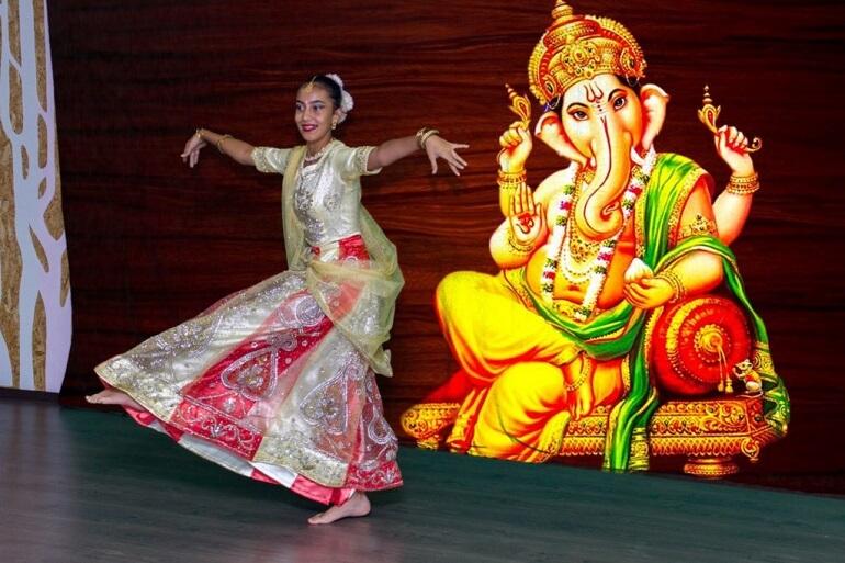На Ганеша-Чатуртхи можно насладиться традиционным индийским искусством