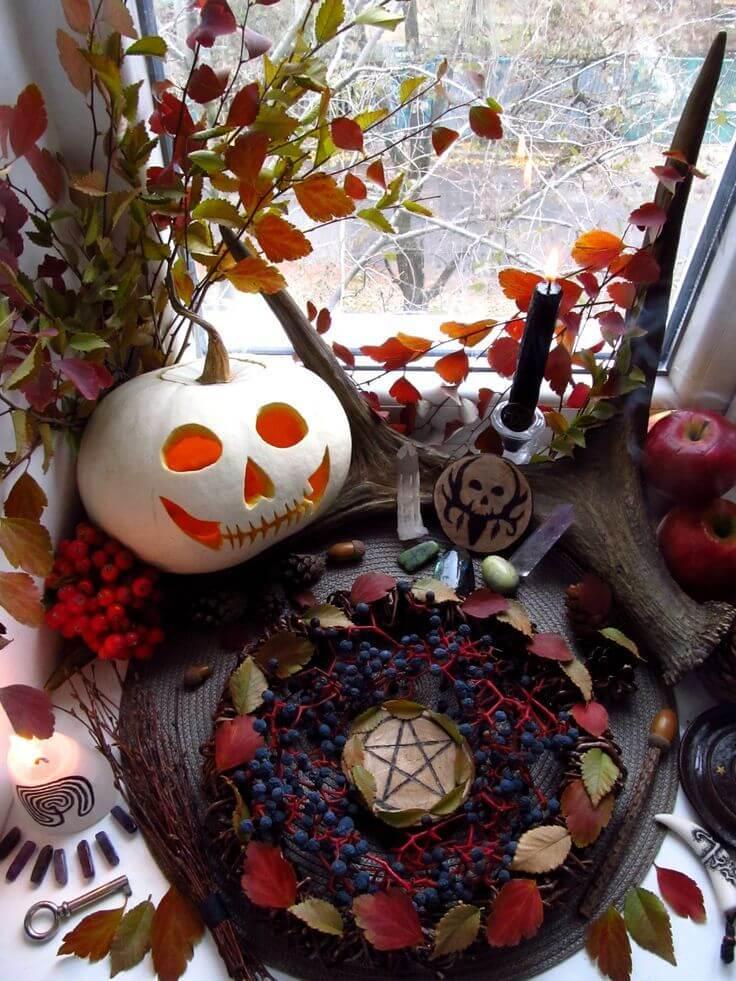 Самайн порой путают с Хэллоуином, но это разные праздники
