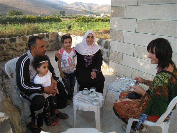 Сирийцы - добрый и гостеприимный народ