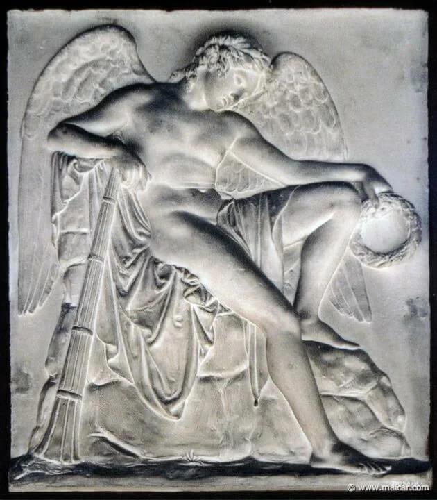 Танатос греческий бог смерти