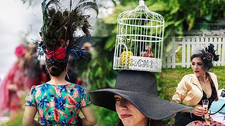 В День Святой Катерины можно увидеть невероятные шляпки