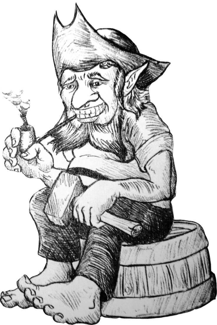 Моряки считали Клабаутермана своим помощником