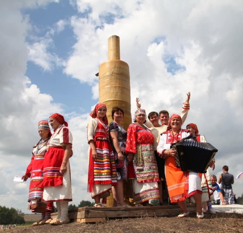 Раськень Озкс - главный праздник эрзян