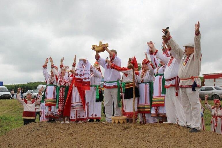 Раськень Озкс - один из главных эрзянских праздников