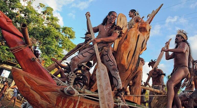 Тапати Рапа Нуи славится своим необыкновенным колоритом