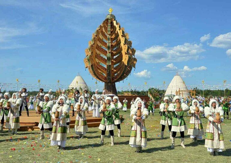 Ысыах - якутский Новый год