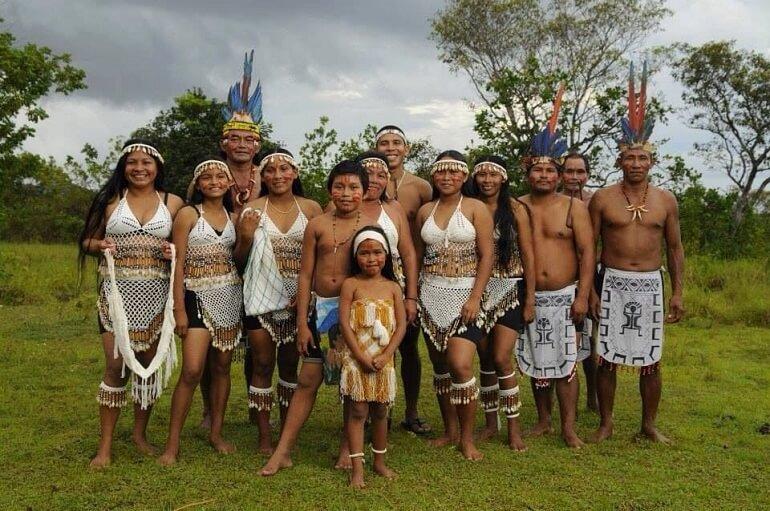 Араваки - самобытный народ с ярким прошлым