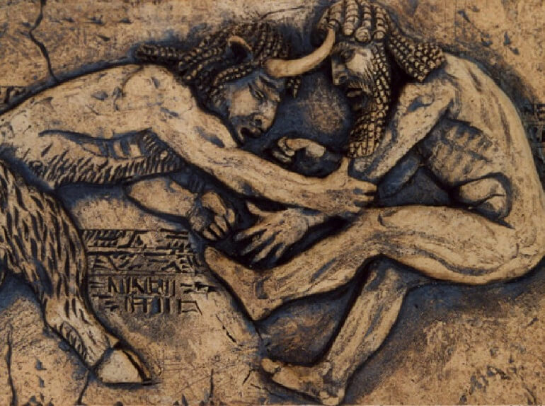 Гильгамеш и Энкиду