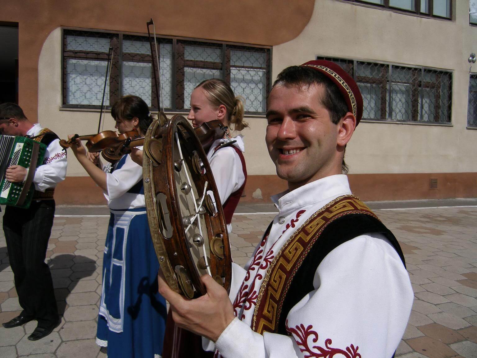 Греки Приазовья на этническом фестивале