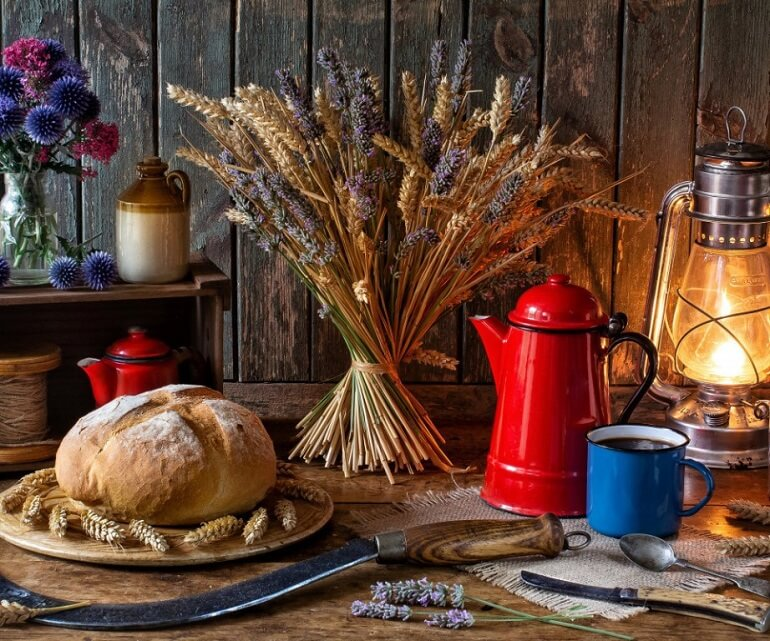 Хлеб Лугнасада считался волшебным