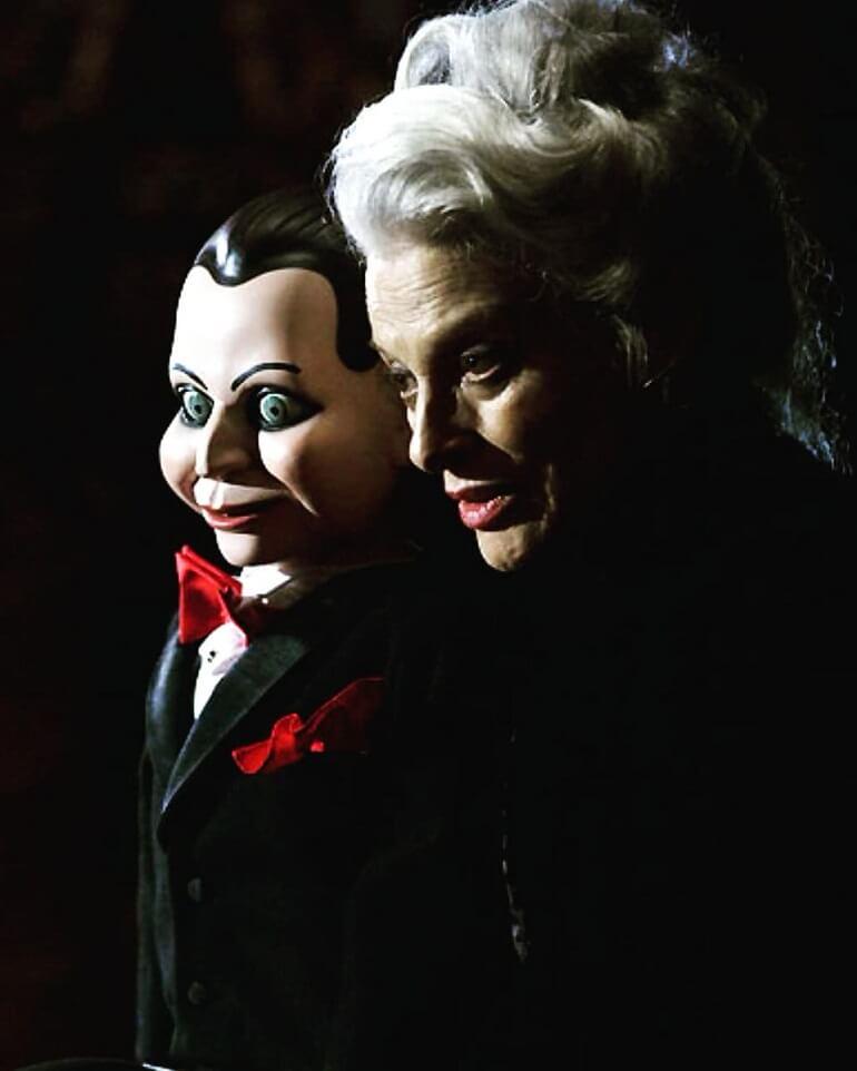 Мэри Шоу очень любила своих кукол