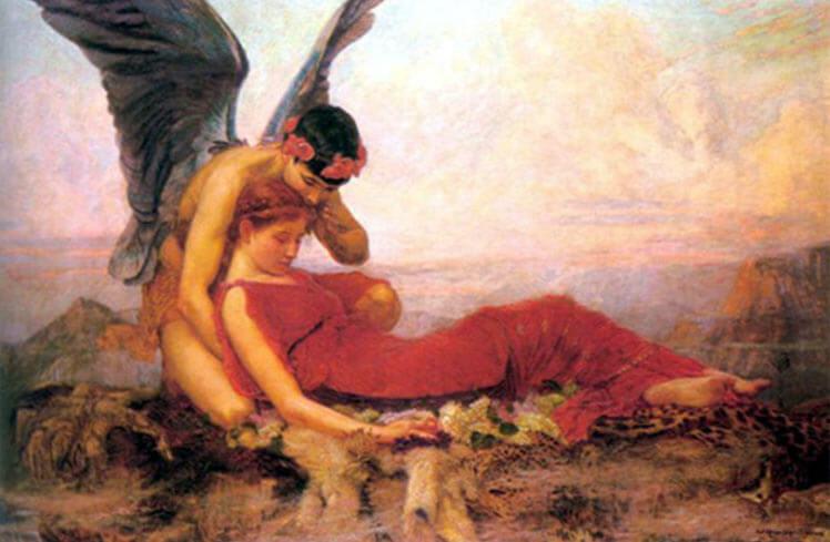 Морфей - прекрасный бог сна