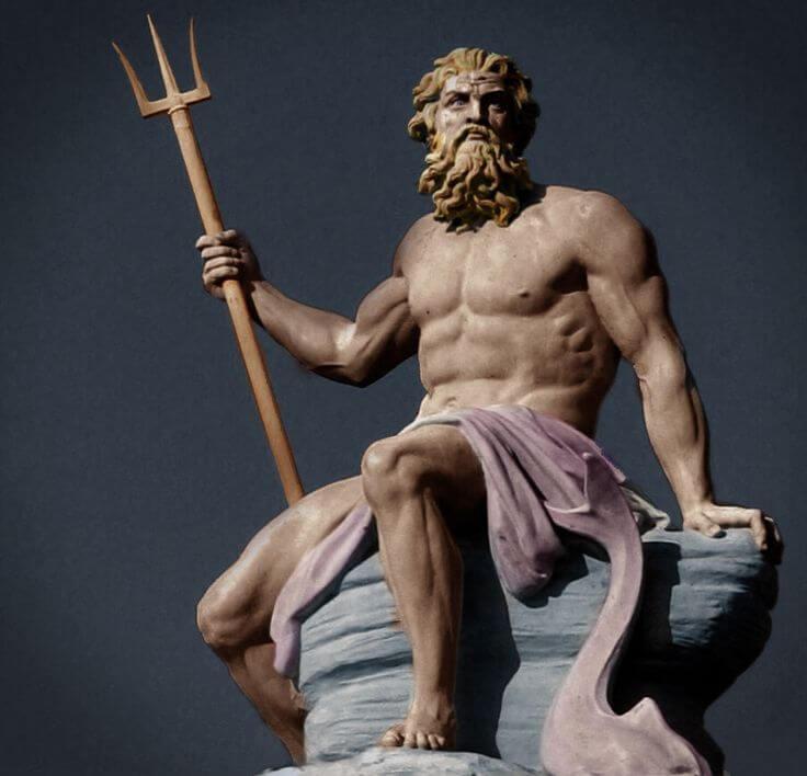 Нептун - властитель морей и океанов