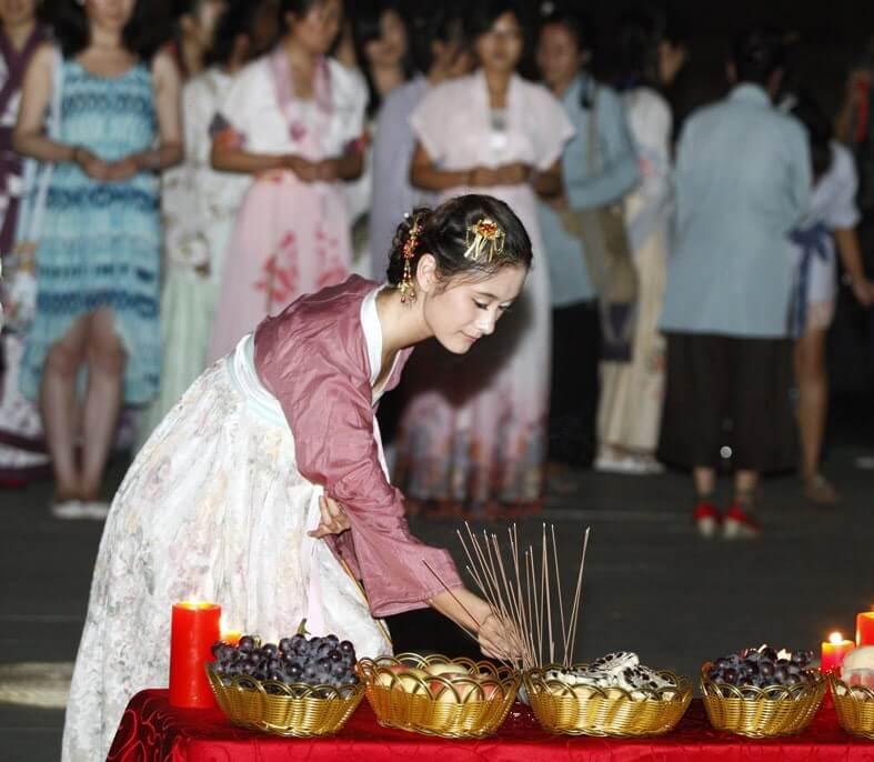 Праздник Ци Си связан с интересными обрядами