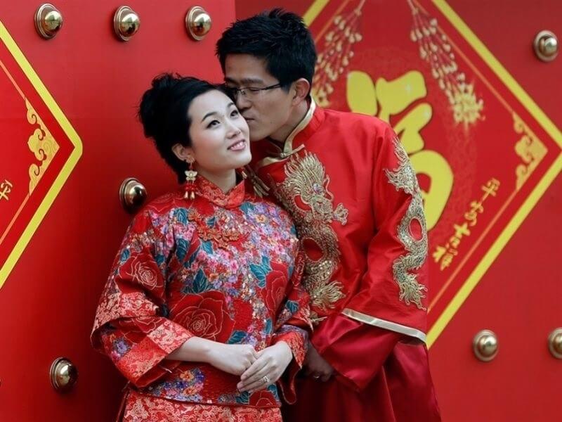 Ци Си - День влюблённых в Китае