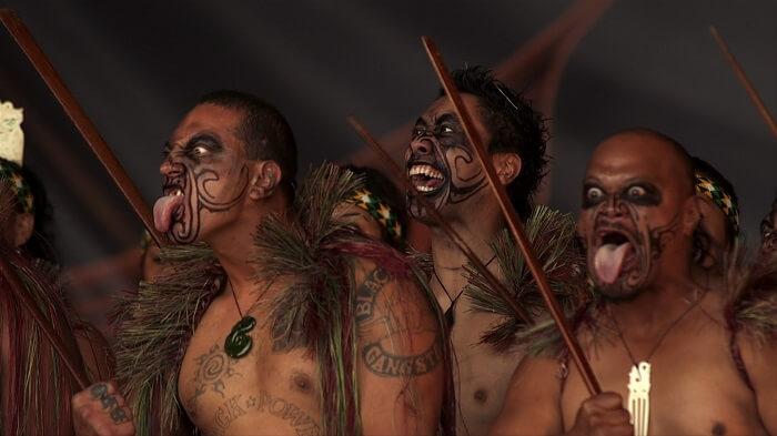 Воины маори
