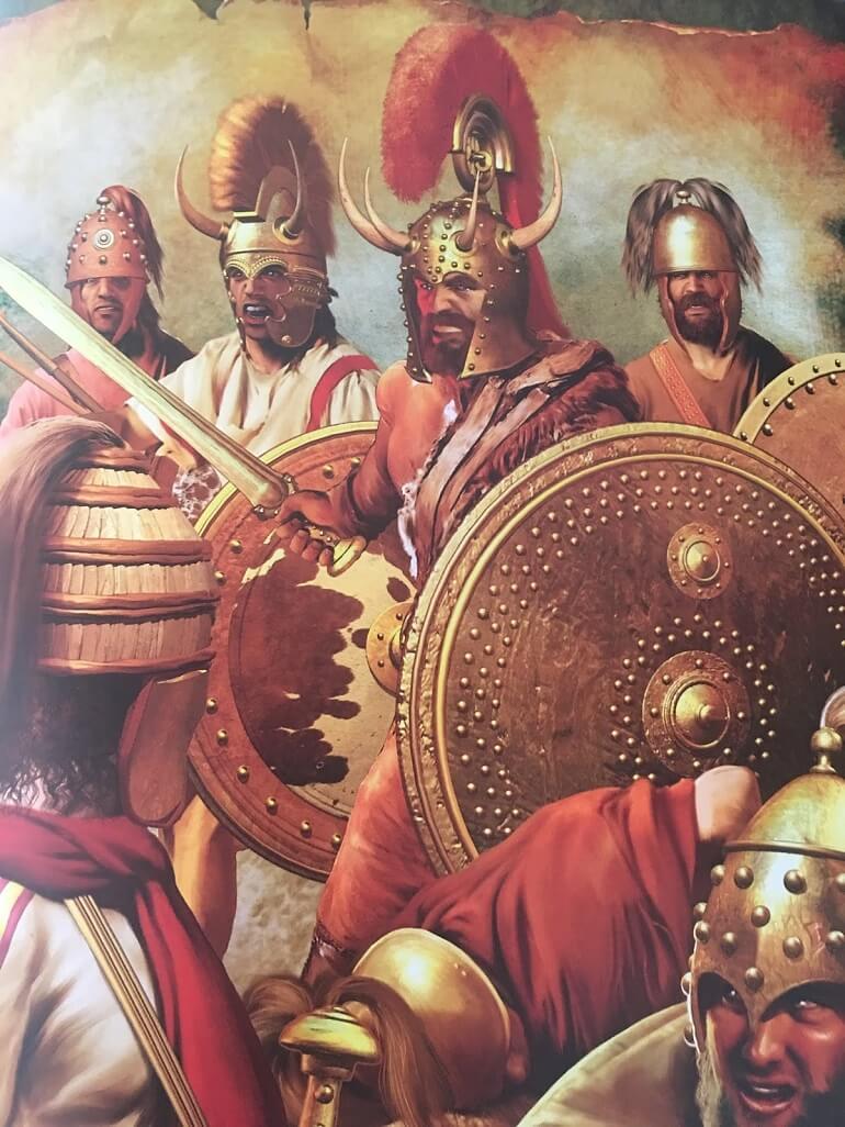 Ахейские воины