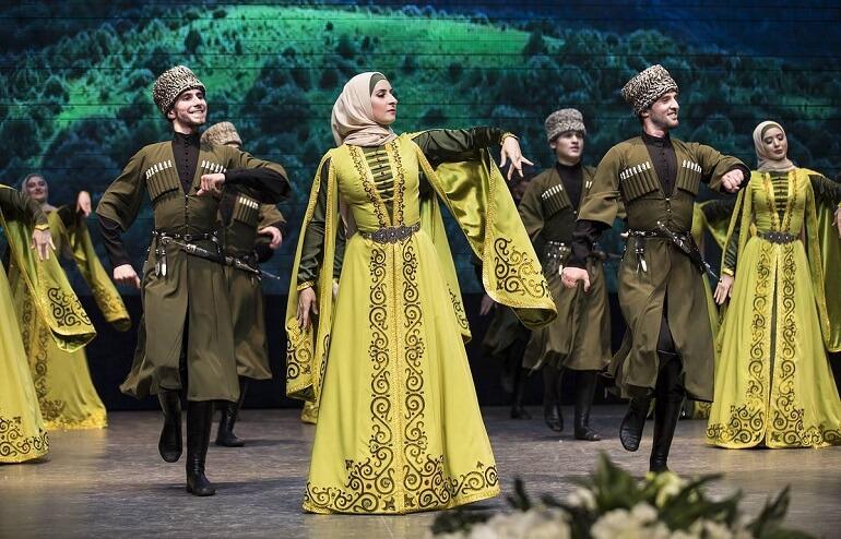 Чеченская культура богата и очень интересна
