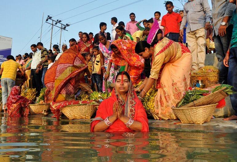 Индийцы гордятся своей древней культурой