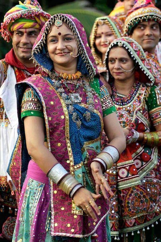 Индийцы - народ с богатой историей