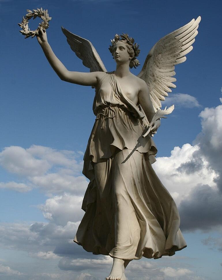 Ника - богиня-победительница