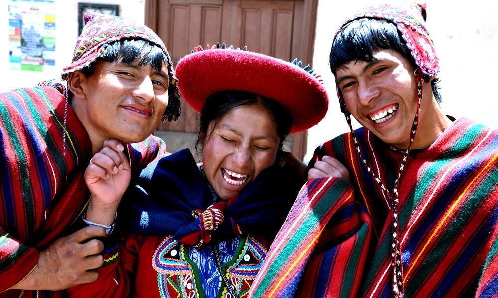 люди эквадора