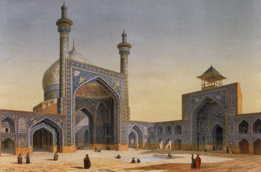 мечеть Месджид