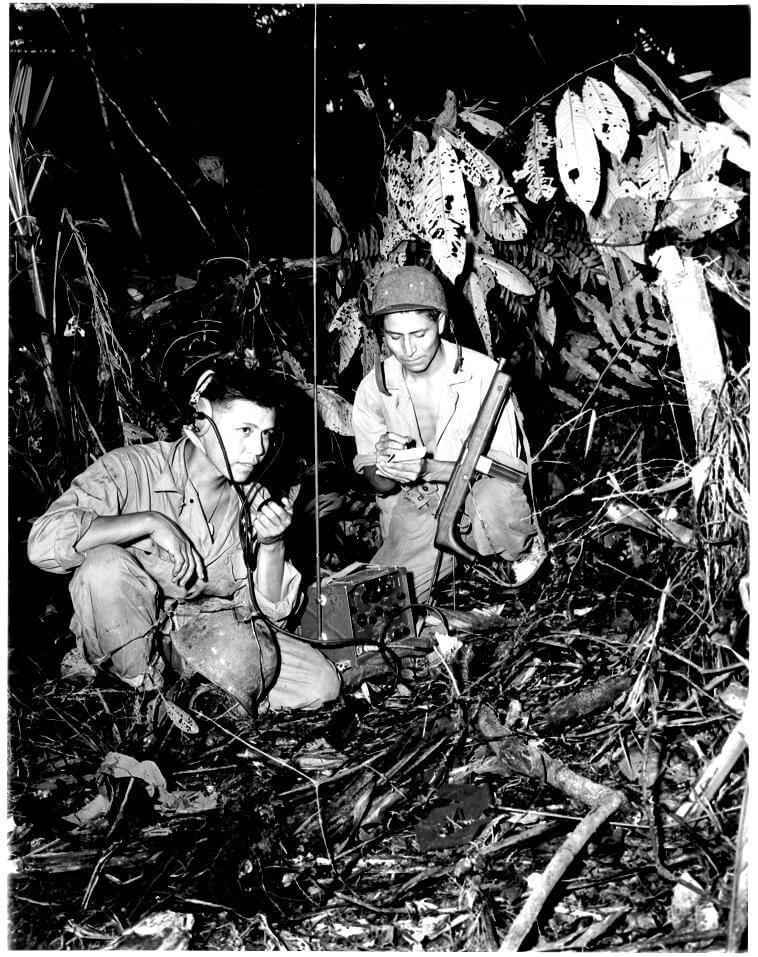 Навахо во Второй мировой войне