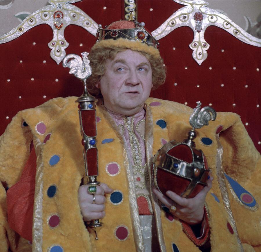 Олег Табаков сыграл более чем в 120 фильмах и сказках