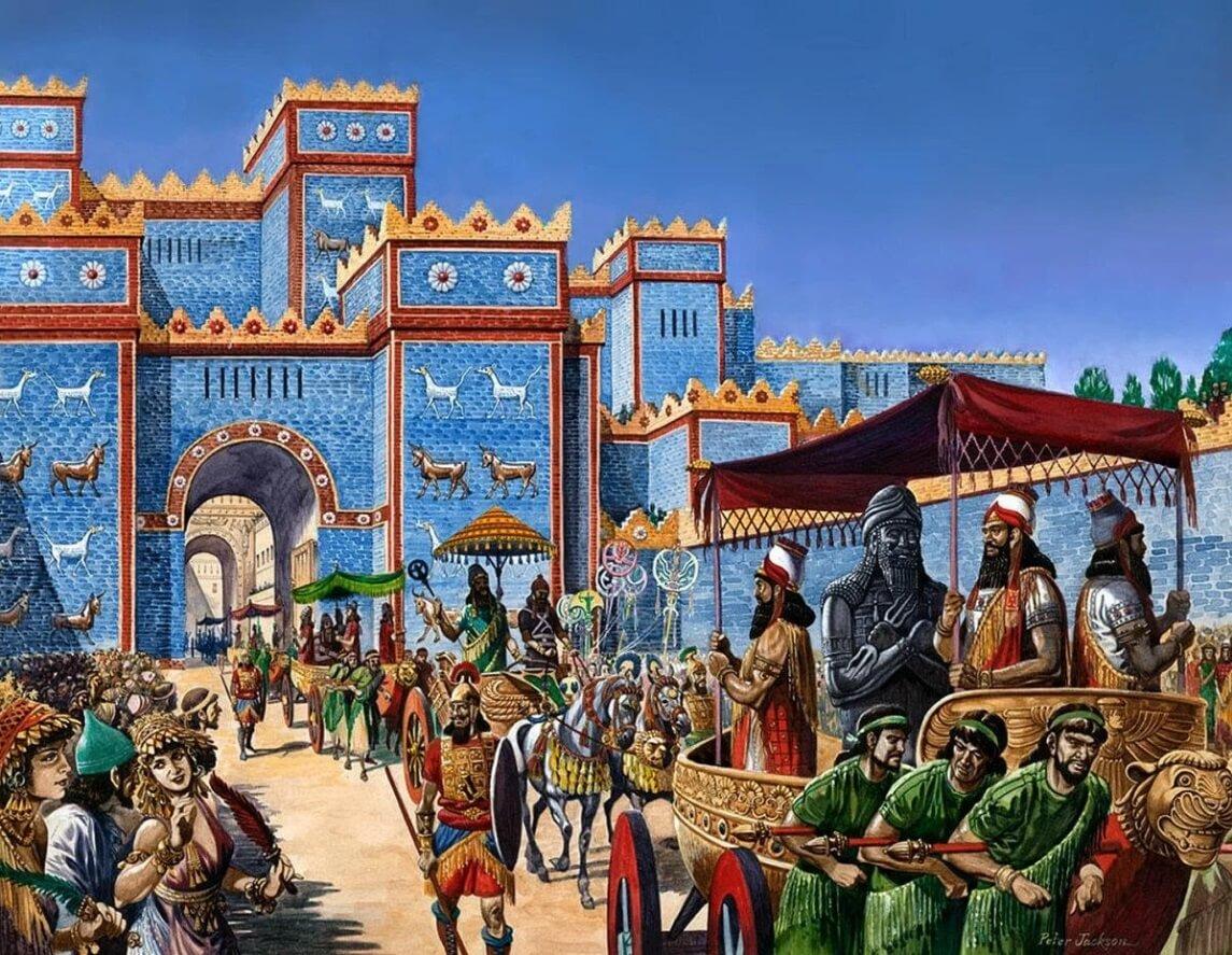 Шумеры и Вавилон
