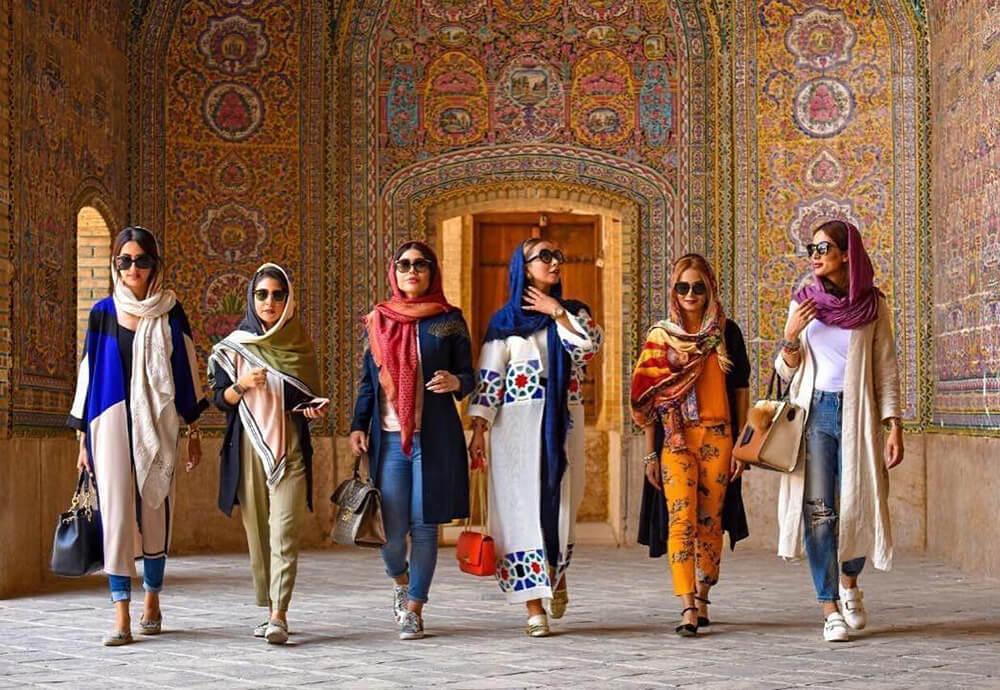 Современные персы