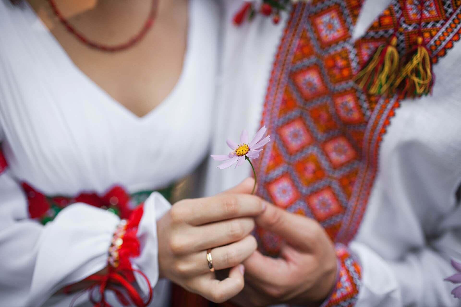Свадьба на Украине