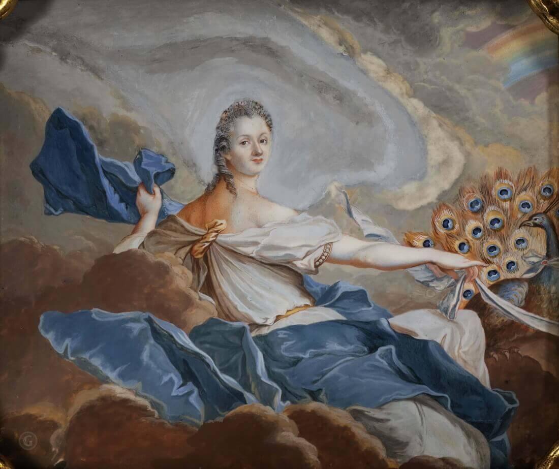 Александр Мёрлинг – Юнона, богиня брака