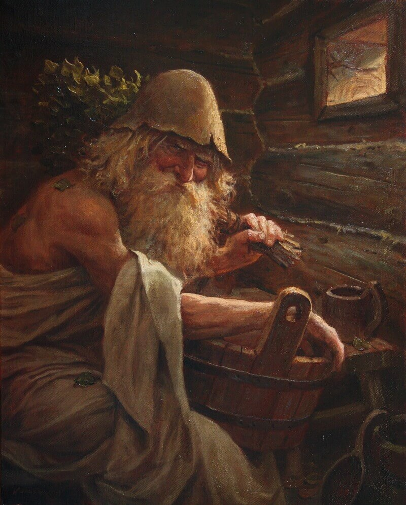 Андрей Шишкин «Банник»
