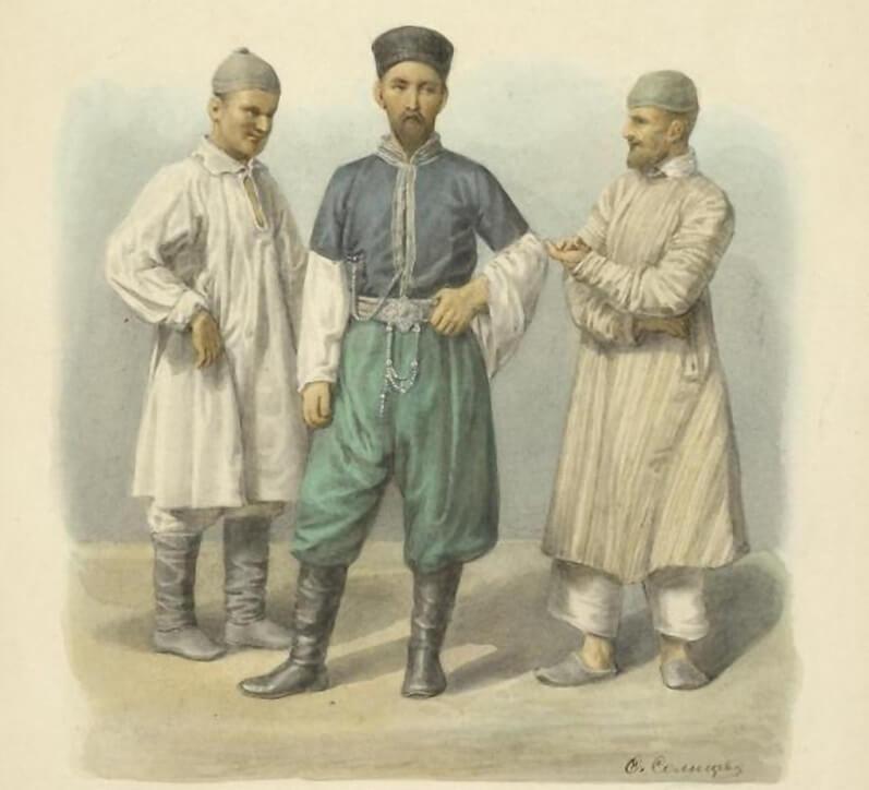 казанские татары 19 век