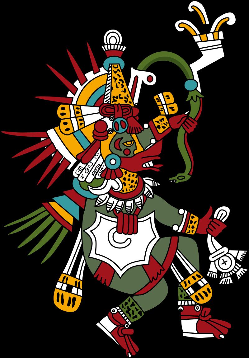 Кетцалькоатль - бог мудрости