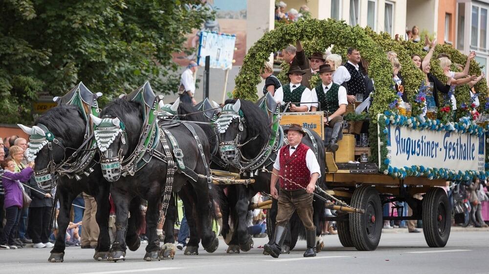Октоборфесит 2013 парад aprott