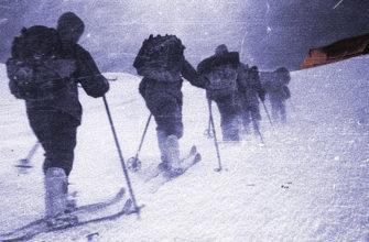Сериал «Перевал Дятлова»